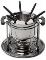 Cookpro 11-Piece Fondue Set Gel Burner & Stainless