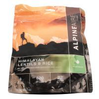 Himalayan Lentils & Rice Serves 2