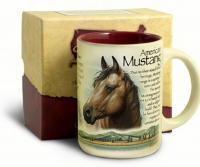 American Expeditions Mustang 15 Ounce Mug