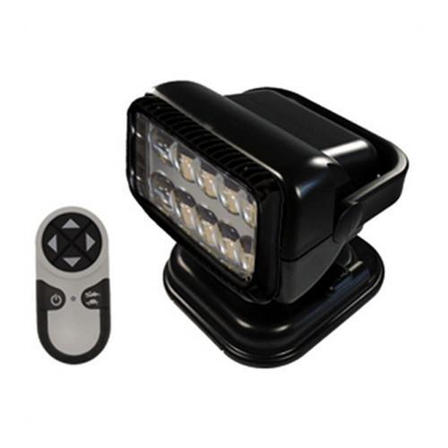 GoLight LED Portable Radioray w/Magn Shoe - Black