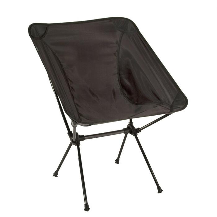 Travel Chair Steel Joey Chair, Black