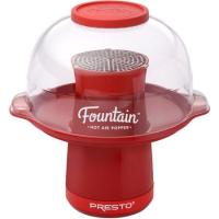 Presto Orville Redenbacher's Fountain Hot Air Popper, Red