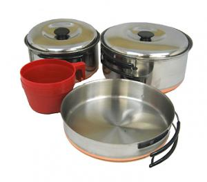 Pots and Pans by Chinook