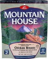 Mountain House Grilled Chicken Breast with Mashed Potatoes