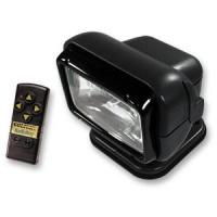 Golight Permanent Mount RadioRay w/Wireless Remote - Black
