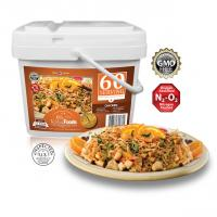 Relief Foods 60 Serving - All Chicken Meat Bucket