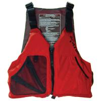 Extrasport Endeavor Life Jacket - Red