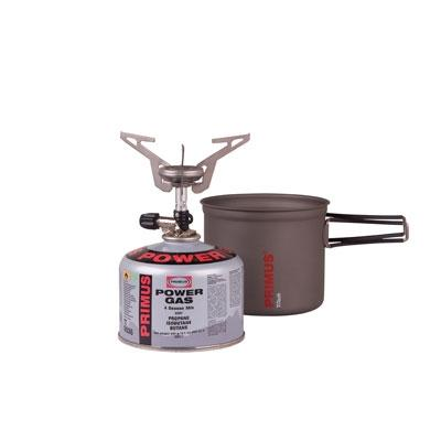 ExpressStove Kit Including Stove/1L - TiTech Pot