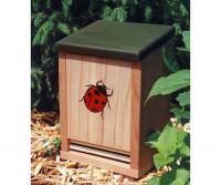 Schrodt Ladybug House