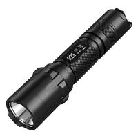 Nitecore R25 Rechargeable Tactical Flashlight, Black, 800lm, 1x 18650