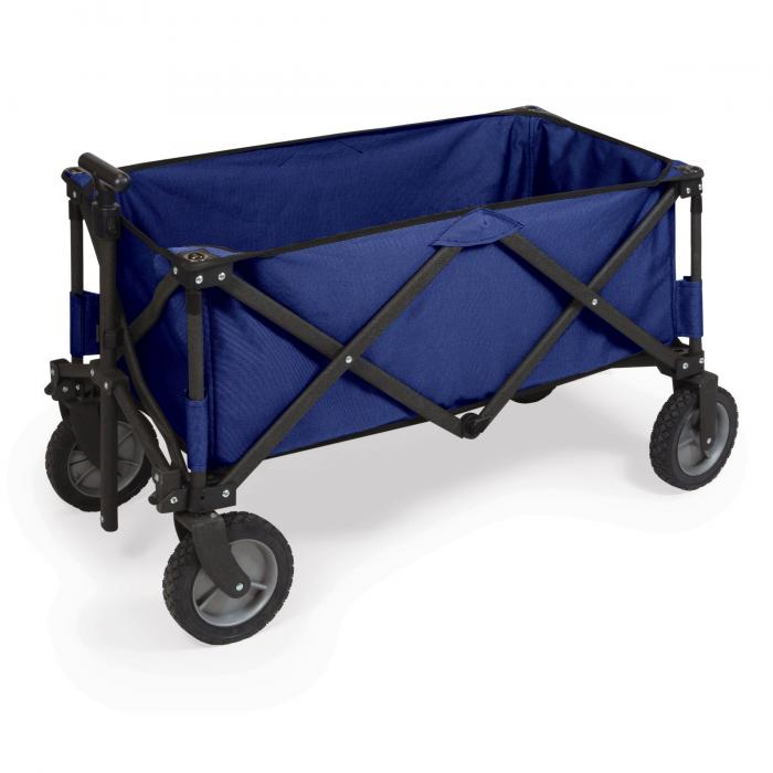 Picnic Time Adventure Wagon Folding Utility Wagon (Navy)
