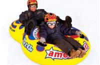 Double Amerisport Snow Tube