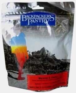 Freeze Dried Food by Backpacker's Pantry
