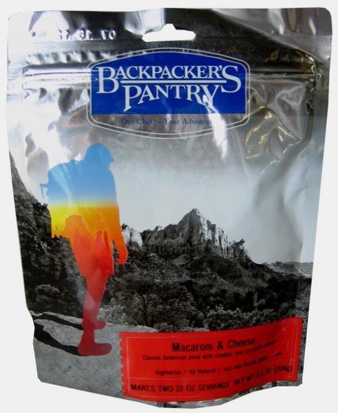 Backpacker's Pantry Nc Macaroni & Cheese