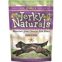 Zukes Jerky Naturals Lamb