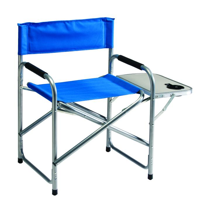 Texsport  Directors Chair w/Table - Blue