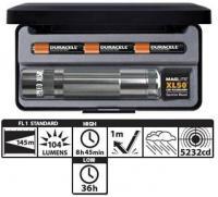 MagLite XL50 3-Cell AAA LED Flashlight - Gray