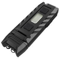 Nitecore Thumb UV Rechargeable Worklight, Black, 45 lm, Li-ion