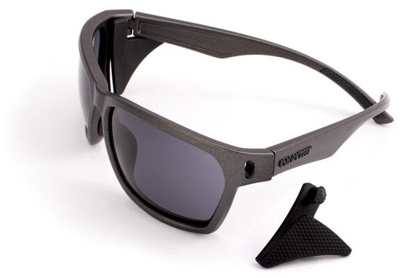 Cold Steel Knives Battle Shades Mark III, Storm Matte Gray Frame, Gray Lens