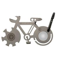 Ultimate Survival Tool A Long-Bicycle w/Carabiner