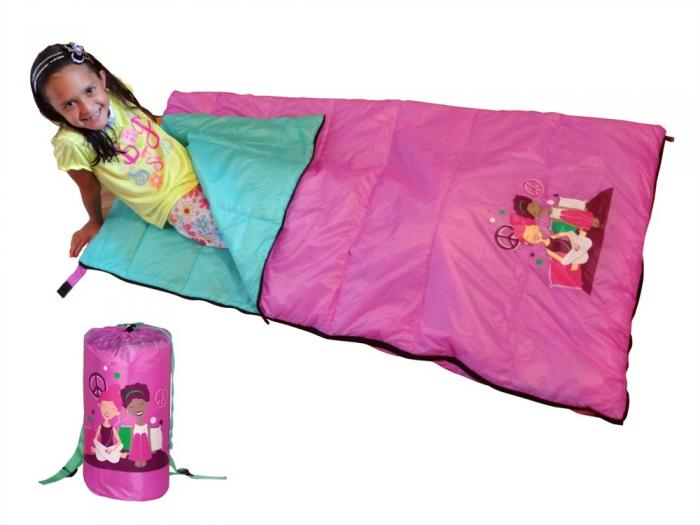 Gigatent Slumber Girl Kids Sleeping Bag