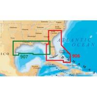 Navionics Platinum Plus 907pp - Gulf Of Mexico - Sd Card