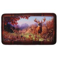 "Rivers Edge Products 18""x30"" Door Mat-deer Scene"