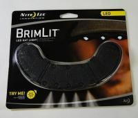 Nite-ize BrimLit, White LED