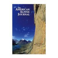 The American Alpine Journal 2009