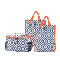 Love Bags Bali Breeze Chill Set, 3 in 1 Cooler/Tote Set