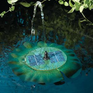 Fountain Bird Baths by Smart Solar
