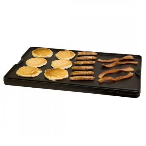 "Camp Chef 24"" Reversible Pre-Seasoned Cast Iron Grill/Griddle"