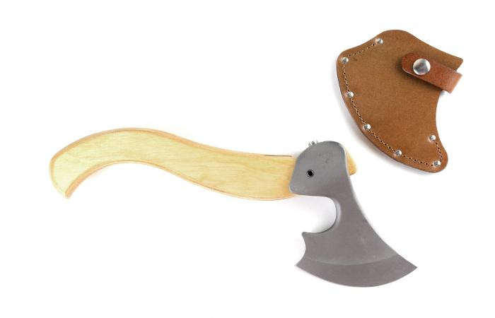 Carving Axe with Sheath