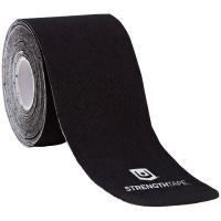 Lifestrength Strength Tape Pre-Cut, 10in. - Black