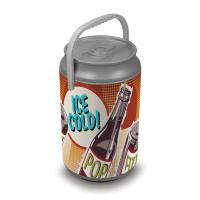Picnic Time Extra Large Insulated Mega Can Cooler, Retro Pop Can