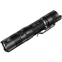 Nitecore P12GT Flashlight, Black, 1000 lm, 1 x 18650