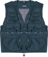 Humvee Extra Large Tactical Vest - Black