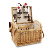 Picnic Time Kabrio-Moka Picnic Basket for 2