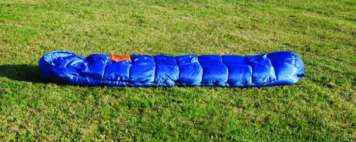 Texsport Olympia 3 lb Mummy Sleeping Bag