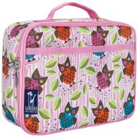 Olive Kids Owls Lunch Box
