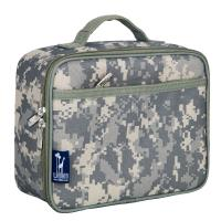 Olive Kids Digital Camo Lunch Box