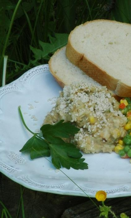 Backpacker's Pantry Nc Turky with Potatoes & Stuffing
