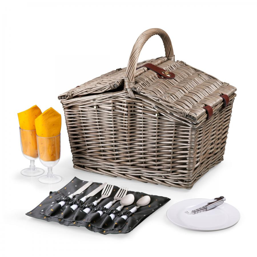 Best Picnic Basket For 2 : Picnic time piccadilly basket for two anthology