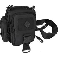 Hazard4 Tonto, Concealed Carry Mini-Messenger, Black
