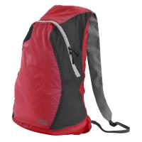 ElectroLight  Backpack  Red/Charcoal