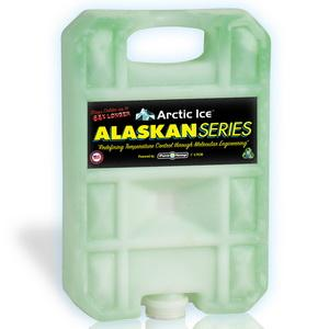 Arctic Ice .75lb Alaskan Series Reusable Cooler