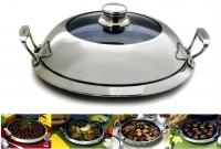 Chef's Design Specialty Pan & Buffet Server