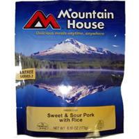Oregon Freeze Dry Sweet & Sour Pork w/ Rice M.H. Food