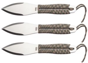 Throwing Knives by SOG Knives