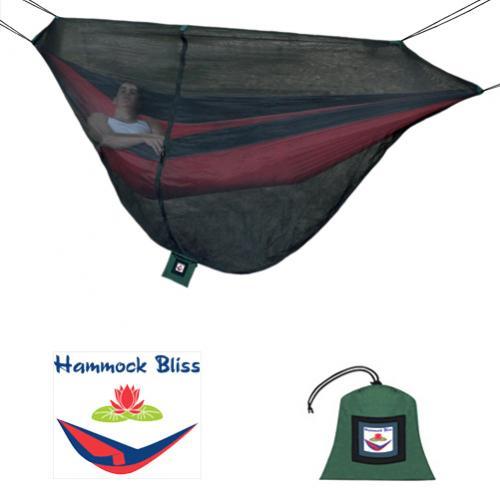 Hammock Bliss No see um No More Hammock